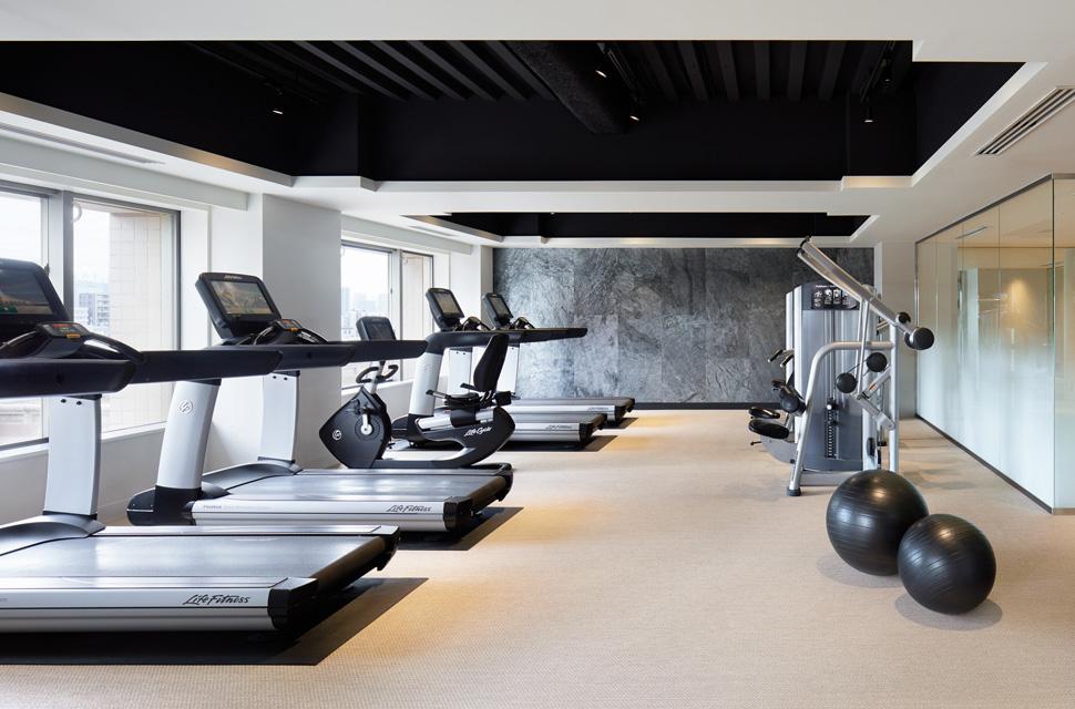 Westin WORKOUT Fitness Studio ご滞在中も日常と同じフィットネスを