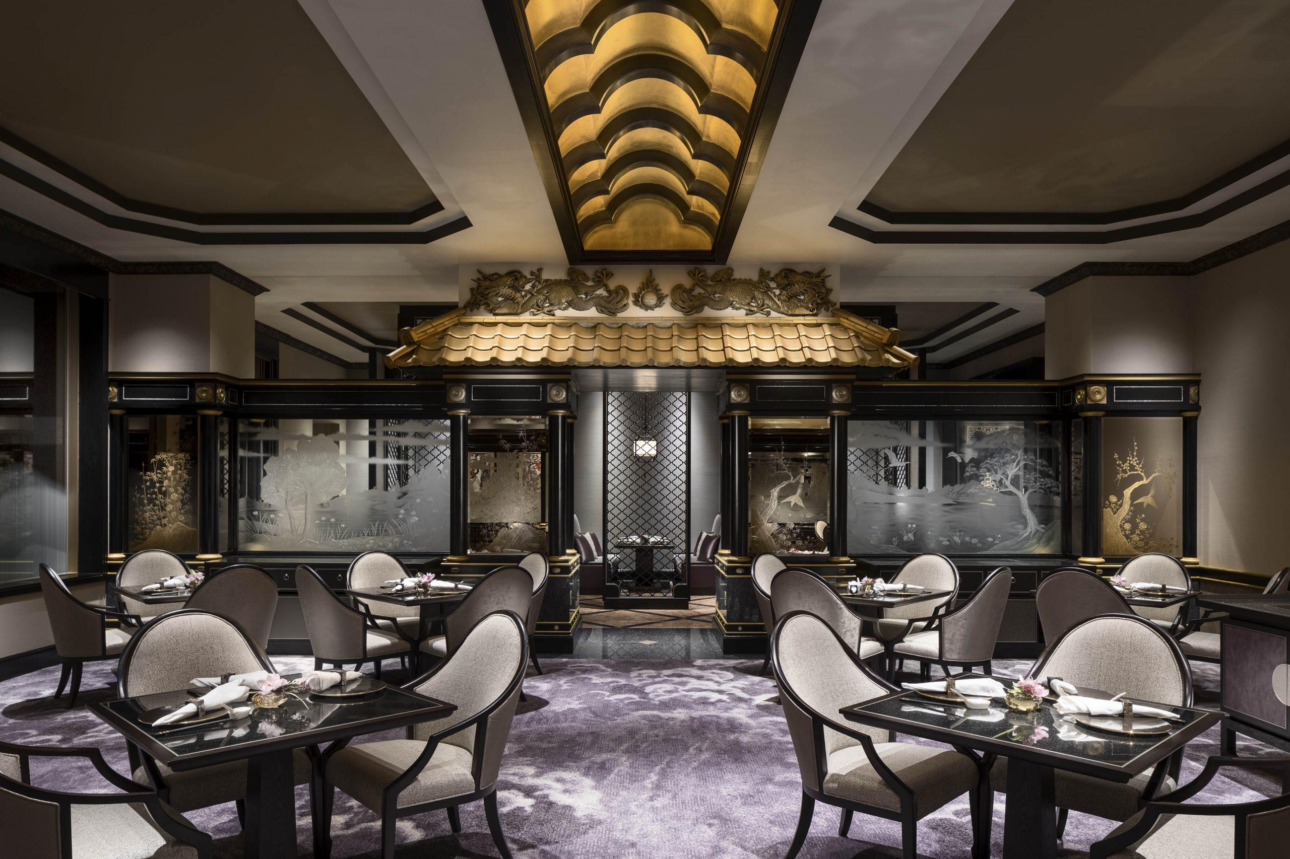 中華レストラン「龍天門」